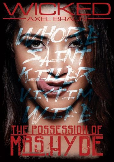 The Possession Of Mrs. Hyde DVD Cover